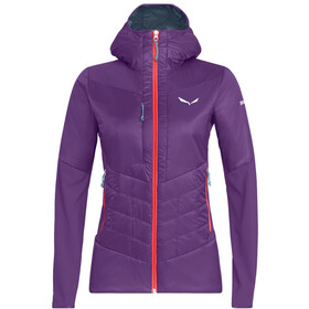 SALEWA Ortles Hybrid Chaqueta TirolWool Celliant Mujer, petunia